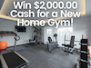 $2,000.00 Cash! sweepstakes