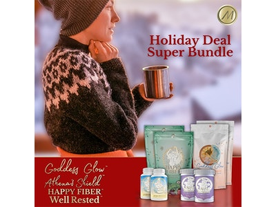 Holiday Deal Super Bundle from MenoLabs! sweepstakes