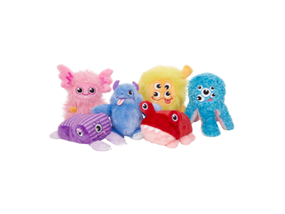 Luki Lab's Cuddly House Monster Collection!  sweepstakes