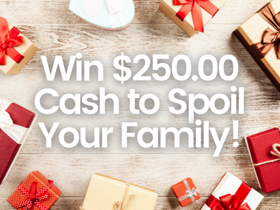 $250.00 Cash! sweepstakes