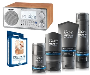 Dove men giveaway