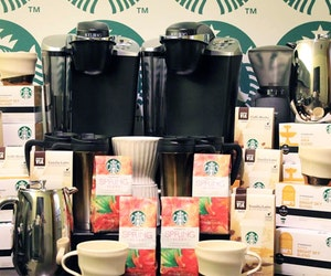 Starbucks coffee prize giveaway