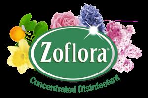 Zoflora floral logo 2