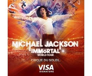 Michael jackson tour giveaway