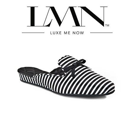 Lmn slippers sm