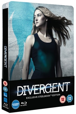 Divergent steelbook