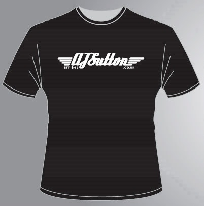 Ajsutton t shirt