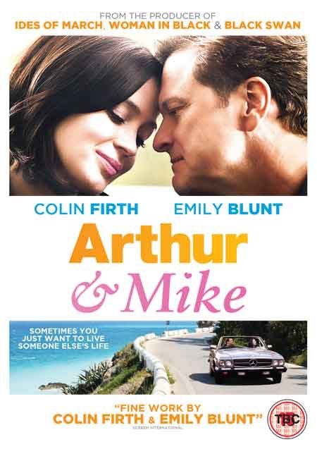 Arthur and mike dvd