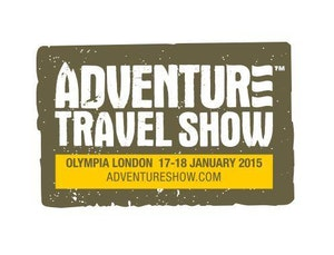 Travel show logo