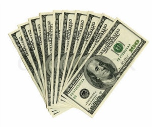 Cash giveaway august