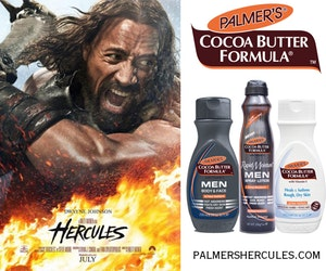 Hercules palmers giveaway