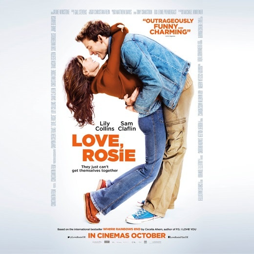 Love, Rosie sweepstakes