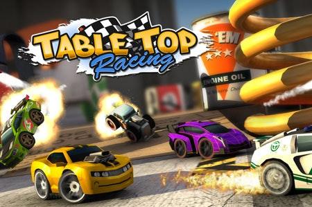 Table Top Racing sweepstakes