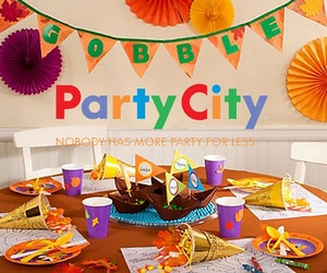 Party city november