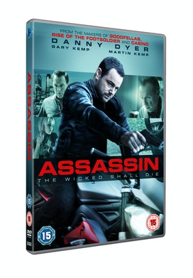 Assassin dvd 3d 2