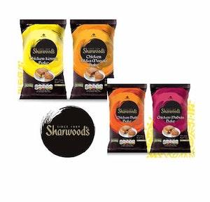 Sharwoods copy