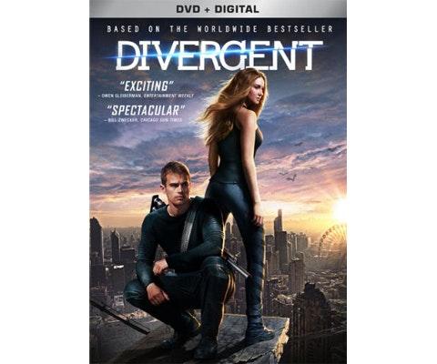 Divergent dvd giveaway