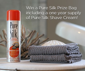 Pure silk giveaway sm