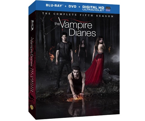 Vampire diaries season 5 giveaway