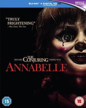 Annabelle blu ray