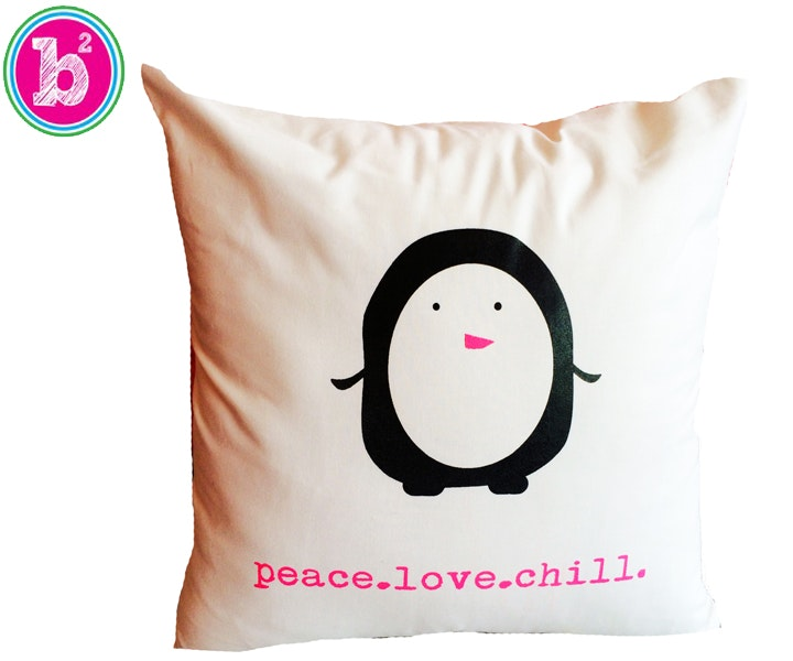 Peace love chill pillow giveaway