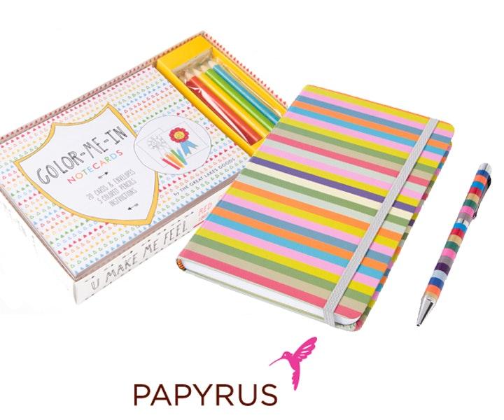 Papyrus giveaway december gw