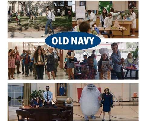 100 Old Navy Gift Card sweepstakes