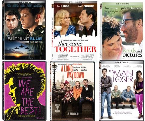 Girls night movies september giveaway