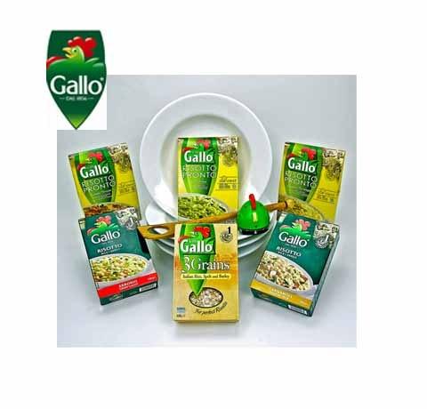 Riso Gallo sweepstakes
