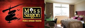 Miss saigon and the cavenish london