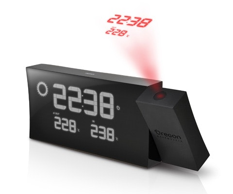 Win prysma projection clock