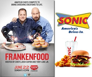 Sonic frankenfood giveaway