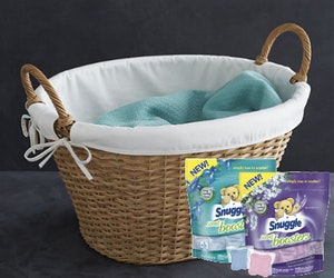 Snuggle giveaway august