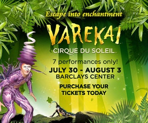 Cirque du soleil varekai giveaway