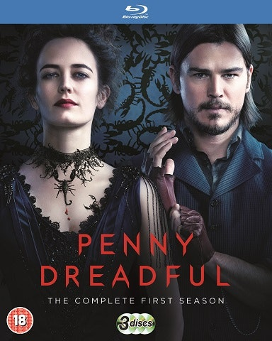Penny dreadful blu ray packshot