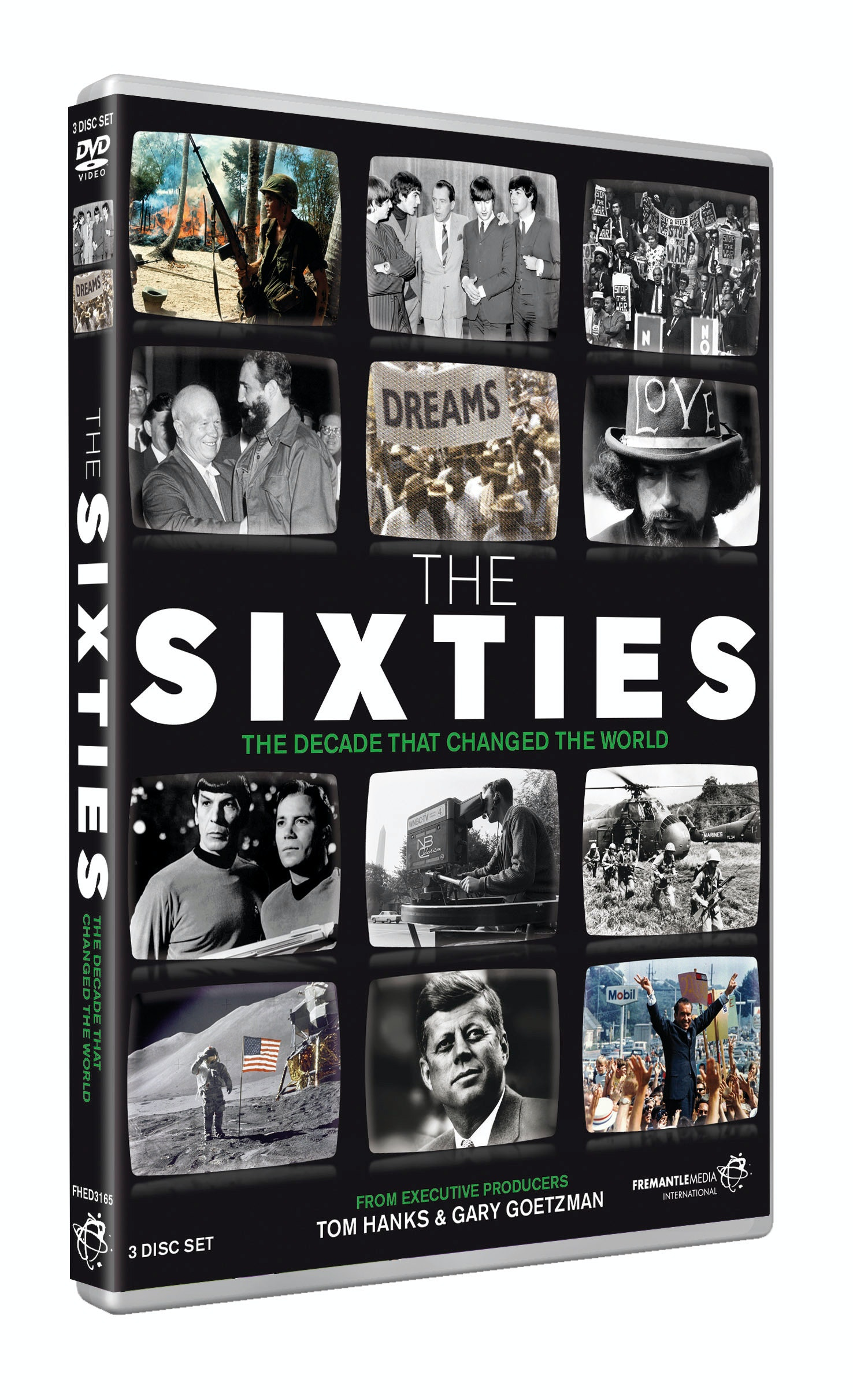 The Sixties sweepstakes