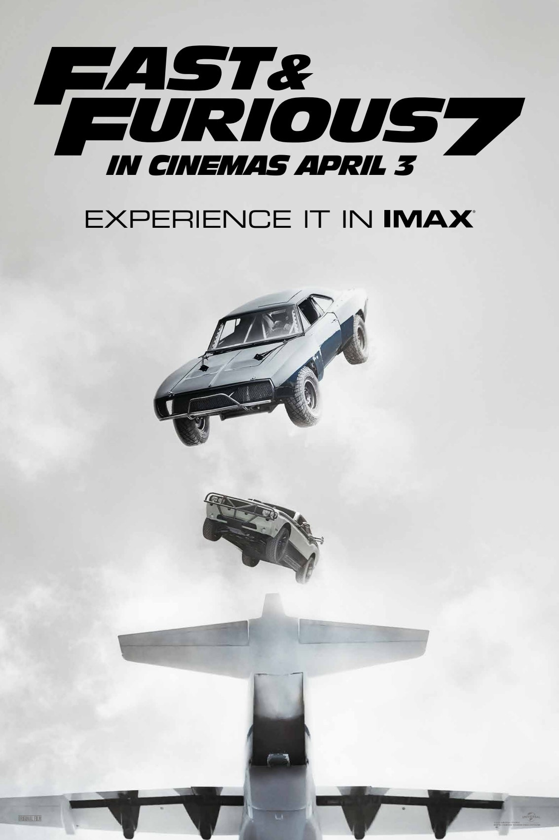 Uk falling car teaser 6 sht imax