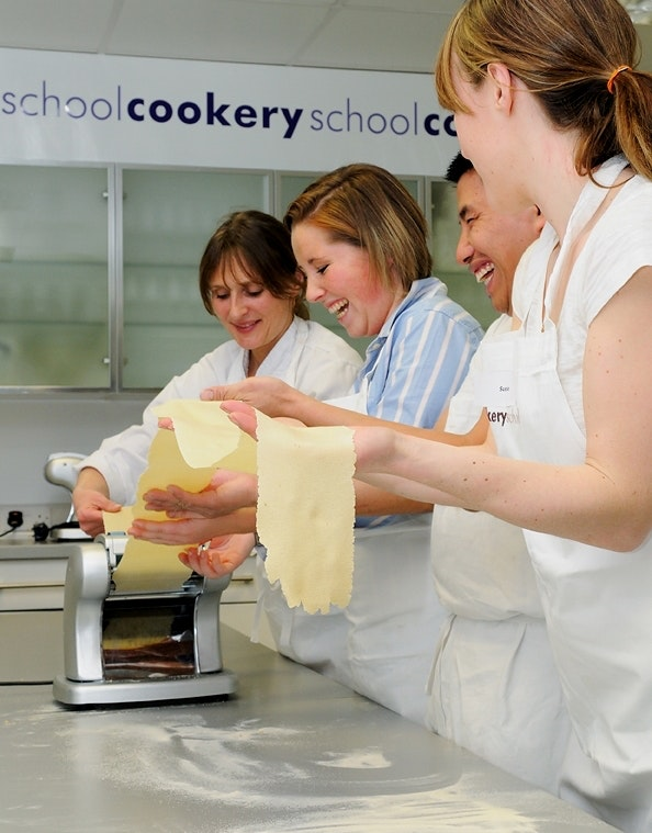 Cookery school pasta making 3 3