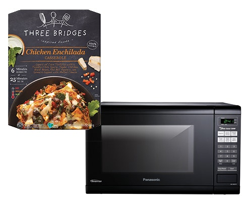 Three bridges giveaway