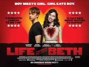 Life after beth quad poster copy