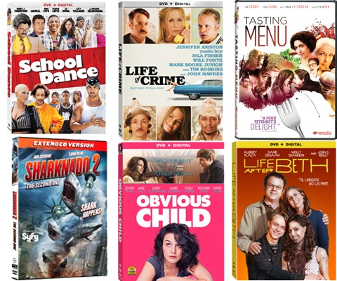 Comedy movies october giveaway