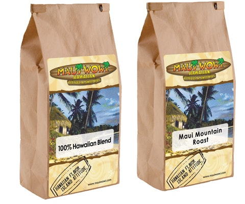 Maui wowi coffee day giveaway