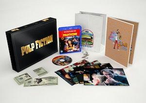 Pulp fiction 20th anniversary boxset exploded packshot 16 10 14