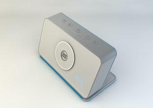 Soundbook silver above3 4 d