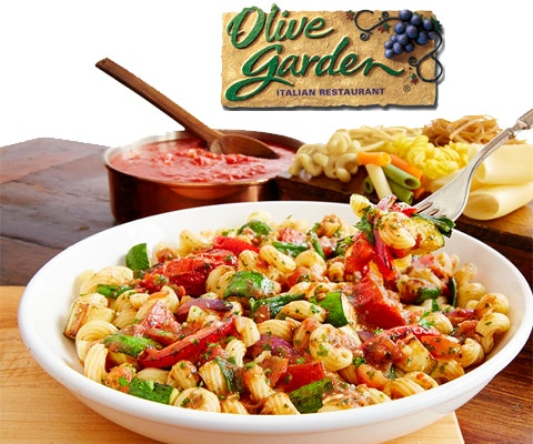 Olive garden giveaway new