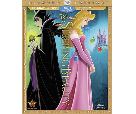 Sleeping beauty bluray giveaway