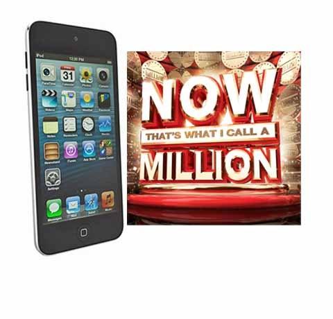 Now million copy