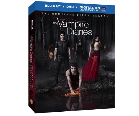 Vampire diaries 5th season giveaway