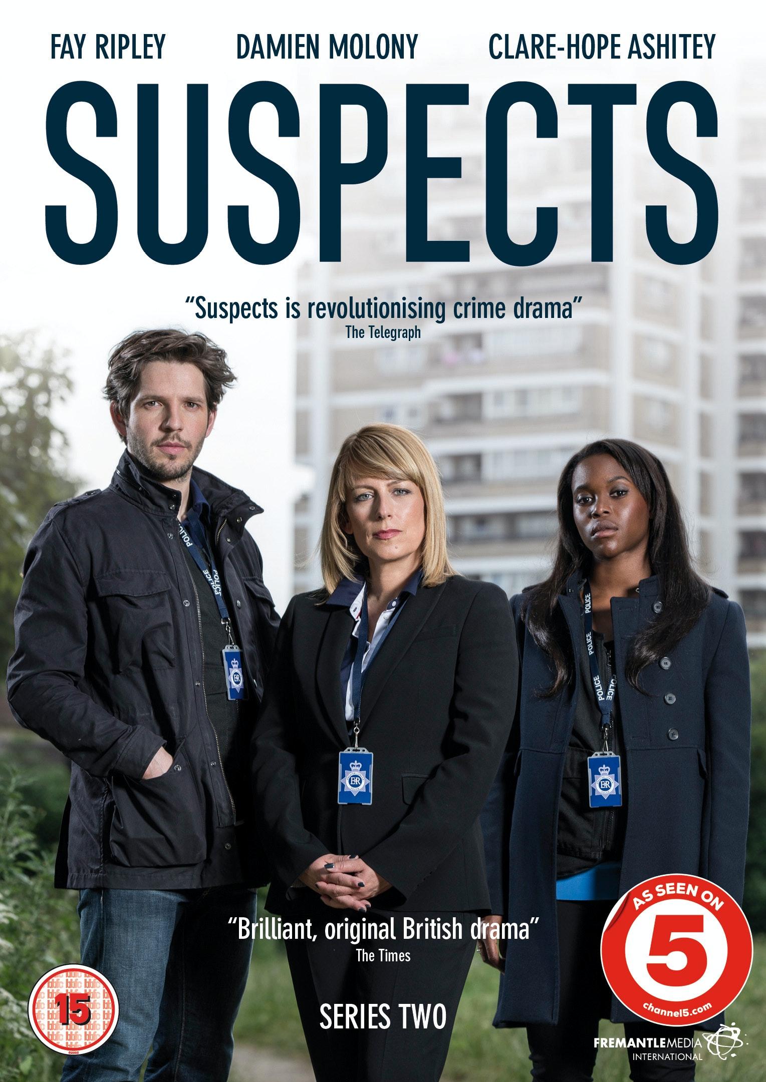 Suspects s2 dvdv2