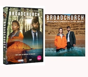 Broadchurch s2 dvd sl s3 3d